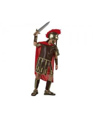 Costume Da Romano 7-9 Anni