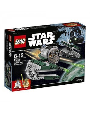 LEGO 75168 lego star wars yoda jedi starfighter