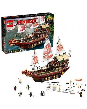 LEGO 70618.0 lego ninjago conf_ninjago movie 13 - odb