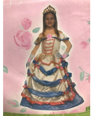 Costume Principessa Sissi Tg 1