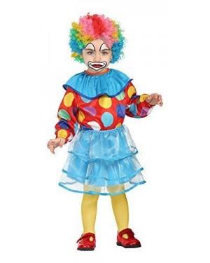 ATOSA 27700.0 costume clown donna 12-24 mesi