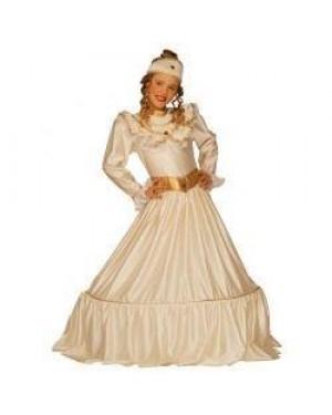 Costume Anastasia Con Accessori  5/7 8/10 11/13