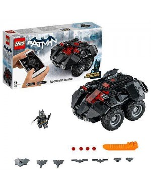 LEGO 76112 lego dc batmobile telecomandata