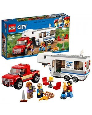 LEGO 60182 lego city great vehicles pickup e caravan