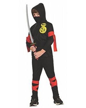 RUBIES 881900 costume ninja 3/4