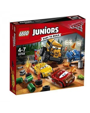 LEGO 10744 LEGO JUNIORS THUNDER HOLLOW CRAZY 8 RACE