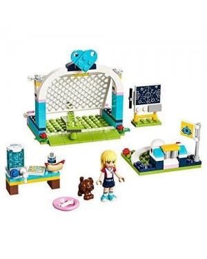 LEGO 41330 lego friends l'allenamento di calcio di stephanie