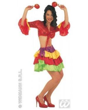 Costume Donna Brasileira S Top E Gonna
