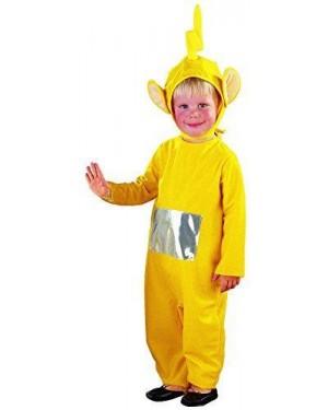 CESAR MI005254 costume teletubbies 5/7 giallo lala