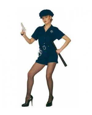 Costume Poliziotta S