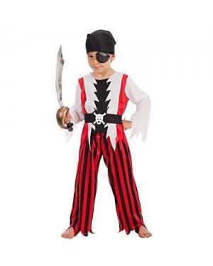 Costume Pirata Bambino Iv-V
