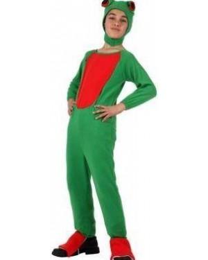 Costume Da Rana T-4