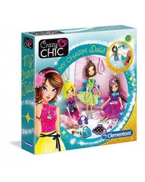 CLEMENTONI 15222.3 clement crazy chic crazy dolls