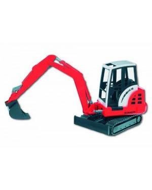 BRUDER 02432 bruder costr schaeff mini escavatore hr16