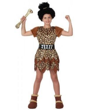ATOSA 15857 costume primitiva tg 2 cavernicola