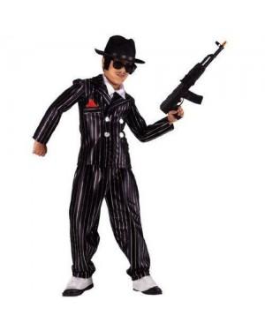Costume Gangster Don Vito 12 Anni