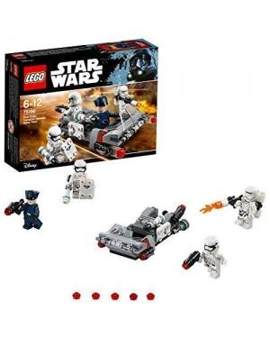 LEGO 75166 LEGO STAR WARS TM BATTLE PACK SPEEDER DA TRASPORTO
