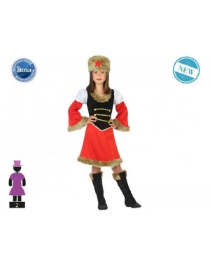 ATOSA 56814 costume russa 5-6