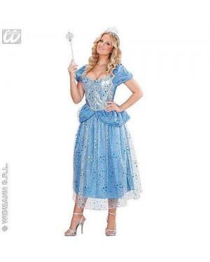 WIDMANN 70402 costume principessa azzurra m