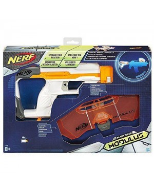 hasbro b1536eu4 nerf modulus strike n defend upgrade kit