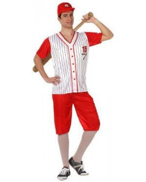 Costume Giocatore Base Ball  T2 M\L