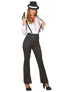 ATOSA 38598.0 costume gangster m-l