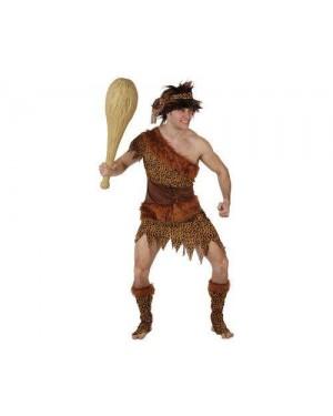 ATOSA 96762.0 costume da cavernicolo adulto m-l