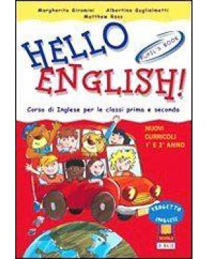 giunti  hello english 1/2