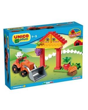ANDRONI GT8523-0 costruzioni unicoplus mini fattoria