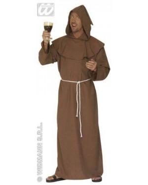 Costume Frate Cappuccino Xl In Tessuto Pesante