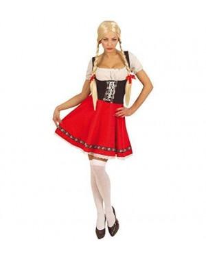WIDMANN 56772 costume heidi donna m