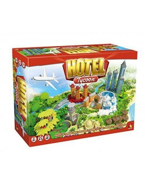 ASMODEE 8940 ASMODEE BOARD HOTEL TYCOON 8  (2-4)