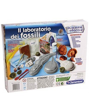 clementoni 13933 laboratorio dei fossili (it)