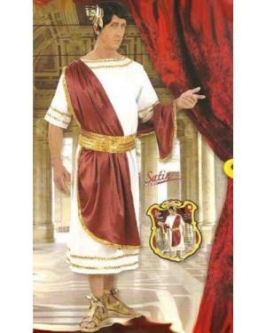 Costume Romano Giulio Cesare Lusso M