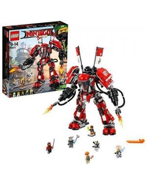 LEGO 70615 lego ninjago mech di fuoco