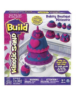 SPIN MASTER 6027479 kinetic sand playset pasticceria