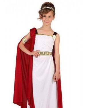 Costume Da Romana Bambina T-3