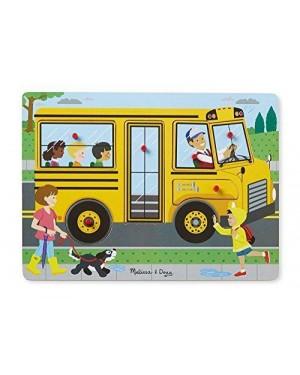 MELISSA E DOUG 10739 melissa puzzle sonoro autobus