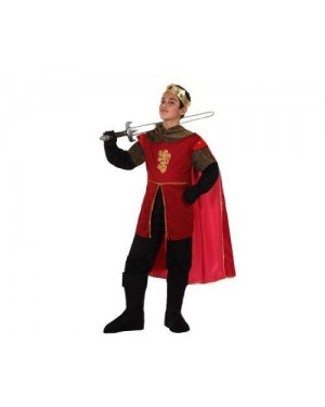 ATOSA 94255.0 costume da re medievale. 10-12