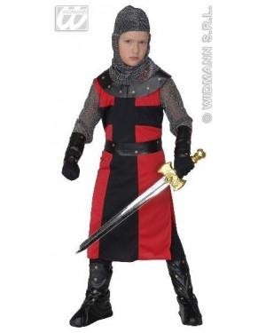 WIDMANN 55487 costume cavaliere 8/10 cm 140