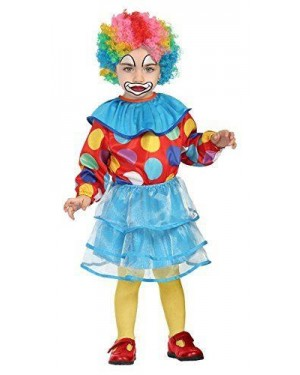 ATOSA 27699.0 costume clown donna 6-12 mesi
