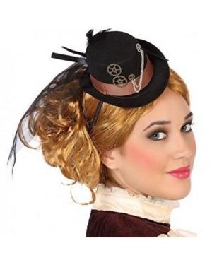 ATOSA 57328 atosa mini cappello steampunk donna