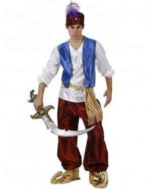 Costume Da Guerriero Arabo Adulto M-L