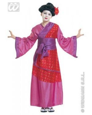 WIDMANN 38717 costume cinesina 8/10 cm140
