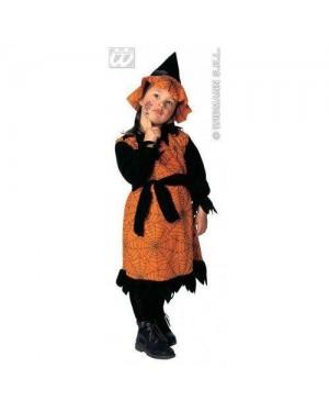 WIDMANN 3619G costume streghetta con vestito, cappello 1/2 2/3