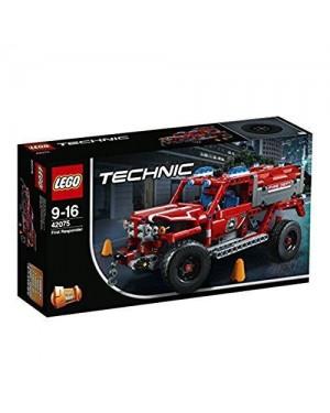 LEGO 42075 LEGO TECHNIC UNIT DI PRIMO SOCCORSO