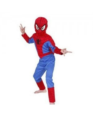 RUBIES 881306L costume spiderman 7/8 in busta