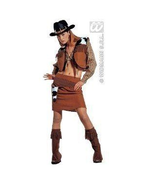 Costume Cowboy Donna M