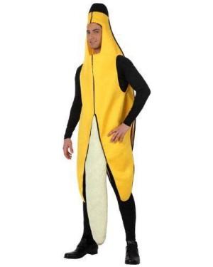 Costume Banana M
