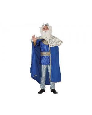 ATOSA 98797 costume re magi blu t.2 m/l gaspare, melchiorre, b